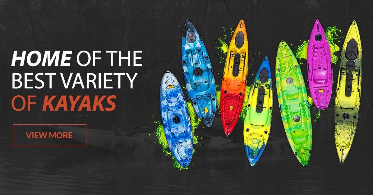 Kayaks banner