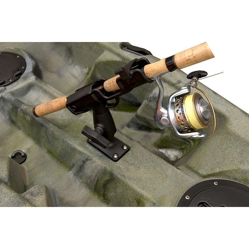Adjustable kayak rod holder freak sports australia for Gun fishing rod