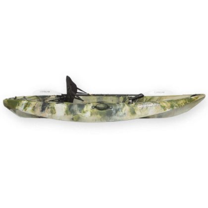 Assassin GT Fishing Kayak - Side View