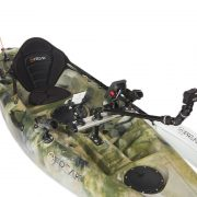 Assassin GT Fishing Kayak Equipped with Railblaza Mounts