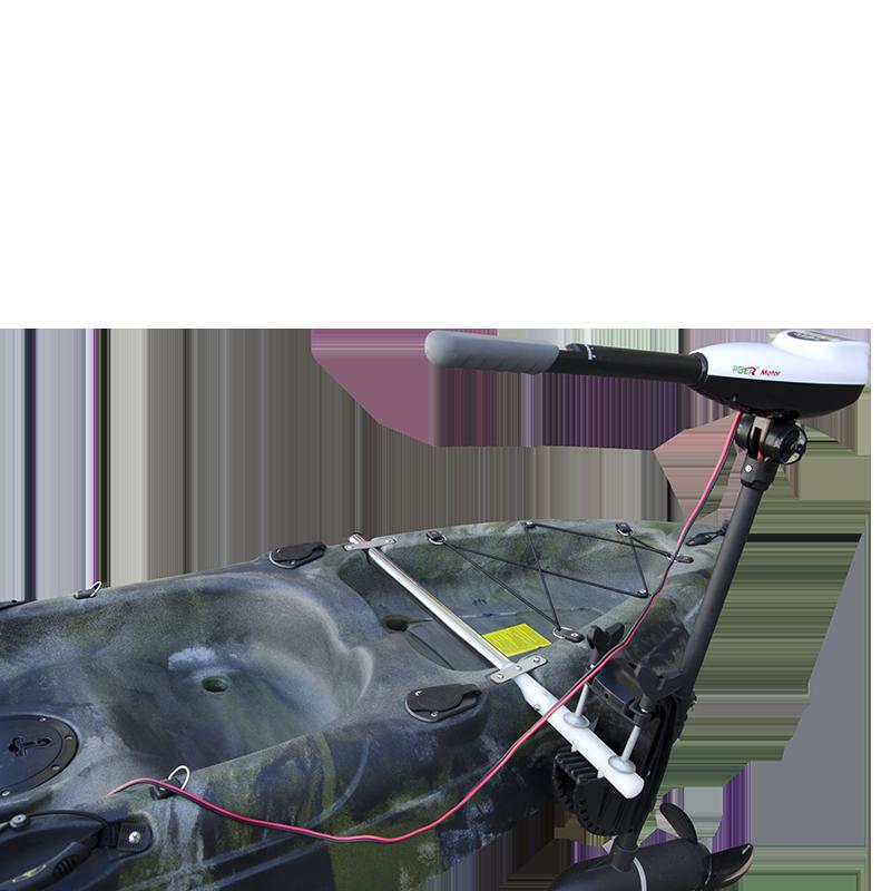 Assassin kayak trolling motor bracket freak sports australia for Fishing kayak with trolling motor