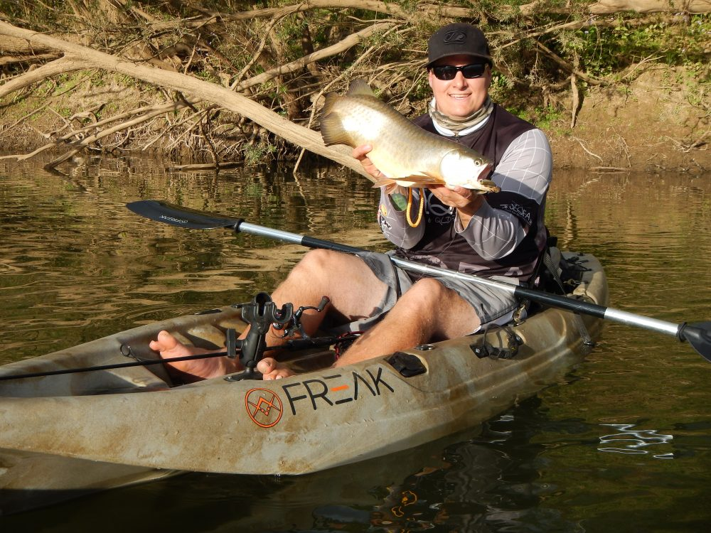 Jon Williams Fishing - Freak Sports Australia