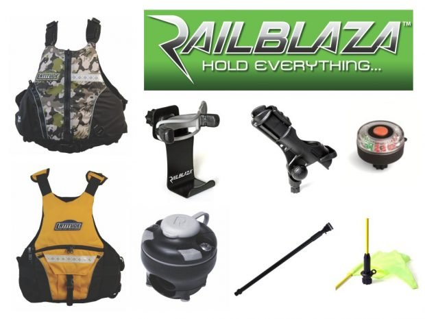 Railblaza Accessories - Freak Sports Australia