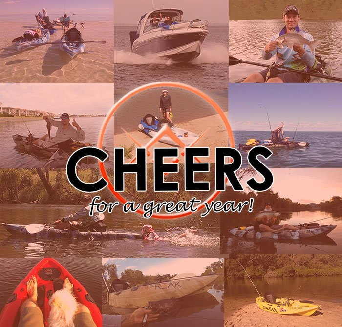 Cheers For a New Year - Freak Sports Australia