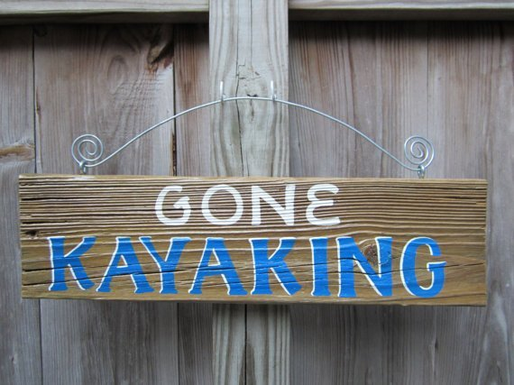 Gone Kayaking - Freak Sports Australia