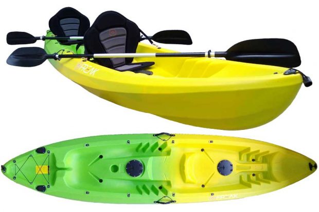 Win a Double Agent kayak - freak Sports Australia