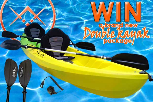Win A Double Kayak