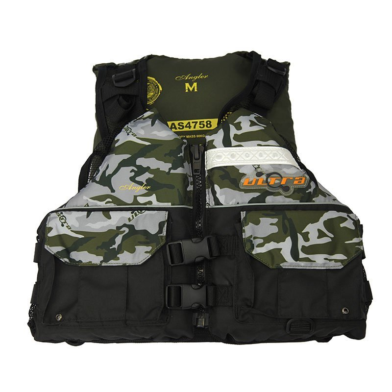 Kayak ultra angler paddling vest for Kayak fishing vest