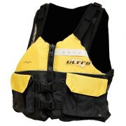Kayak Life Jackets PFD L50s Ultra Angler Front - Freak Sports Australia