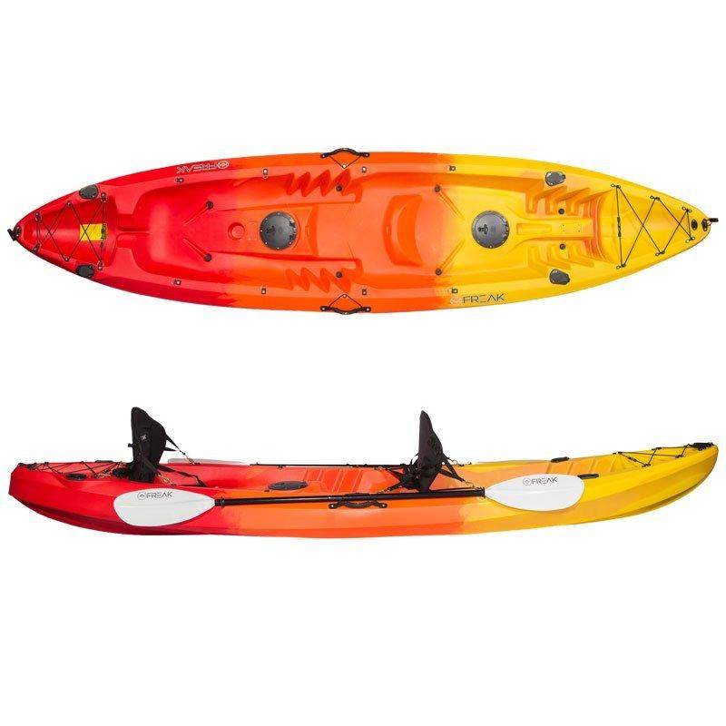 Tandem fishing kayak diane stewart for u s senator for Double fishing kayak