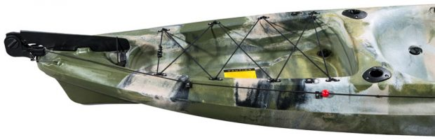 Torpedo Kayak Rudderback - Freak Sports Australia