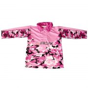 Fishing Shirt Purple Camo - Freak Sports Australia