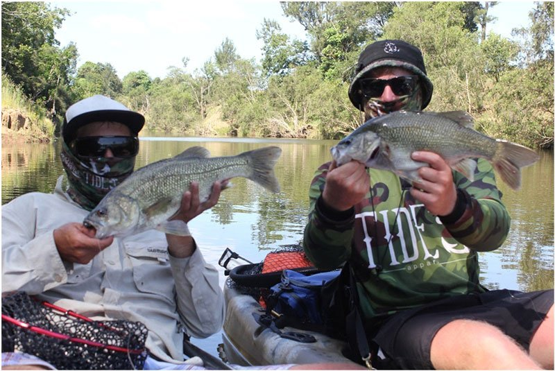 Fishing Kayak Adventures - Freak Sports Australia