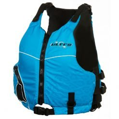 Ultra Rewa Ladies Pink Kayaking L50s PFD Blue Front