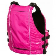 Ultra Rewa Ladies Pink Kayaking L50s PFD Back