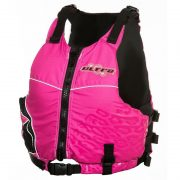 Ultra Rewa Ladies Pink Kayaking L50s PFD Front - Freak Sports Australia