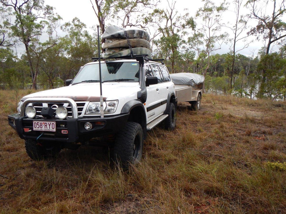 Barra Yak Trip 1 - Freak Sports Australia