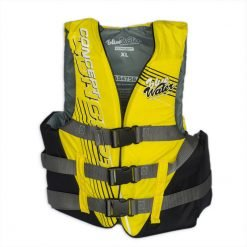 Blue Water Concept Yellow Type 2 Life Jacket Front