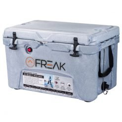 Freak ChillMate 45L Cooler Box Grey