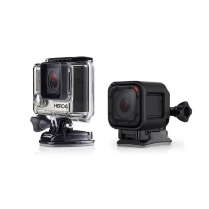 GoPro Flat & Curved Mount
