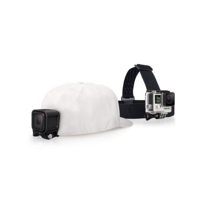 GoPro Headstrap plus QuickClip Mount - Freak Sports Australia