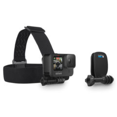 GoPro Headstrap + QuickClip Mount
