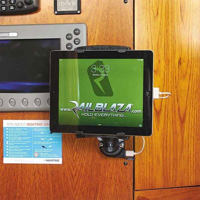 Railblaza E Series USB StarPort Mount