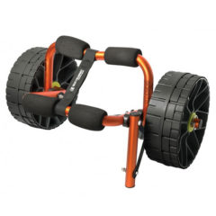 Sea to Summit Small Kayak Cart – Solid Wheels