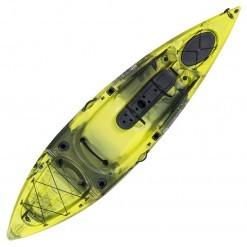 Torpedo 10 Sit on Top Kayak Moss