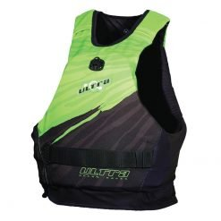Ultra Ocean Racer Green Adult PFD L50