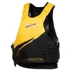 Ultra Ocean Racer Yellow Adult PFD L50