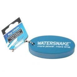 Watersnake Floating Key Chain