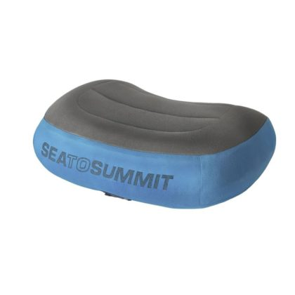 Sea to Summit Aeros Premium Inflatable Pillow Blue - Freak Sports Australia