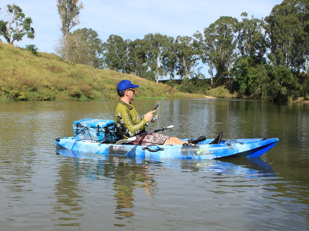 Kayak Fishing Tips - Freak Sports Australia