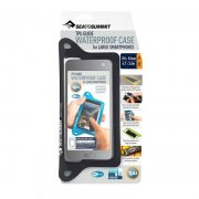 TPU Guide Waterproof Case XL Smartphones Black