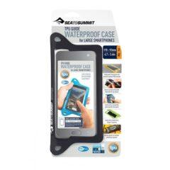 TPU Guide Waterproof Case XL Smartphones Black