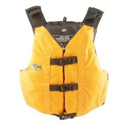 MTI Calcutta Multifit PFD Yellow
