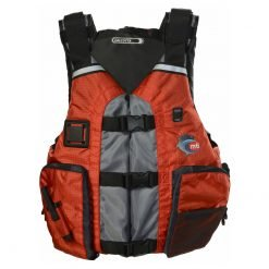 MTI Calcutta Multifit PFD Red