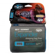 Sea to Summit Expander Sleeping Bag Liner Eucalyptus - Freak Sports Australia