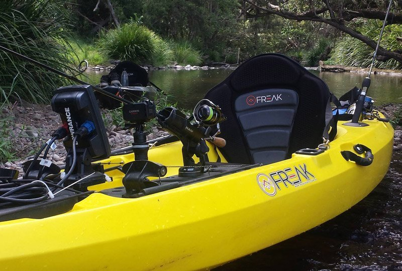 Kayak fishing made me a better person