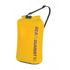 Sea to Summit Yellow Lightweight Sling Dry Bag