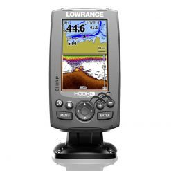 Lowrance Hook 4 CHIRP Fishfinder With Chartplotter