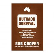 Bob Cooper Outback Survival Book - Freak Sports Australia