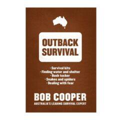 Bob Cooper Outback Survival Book - Freak Sports Australia