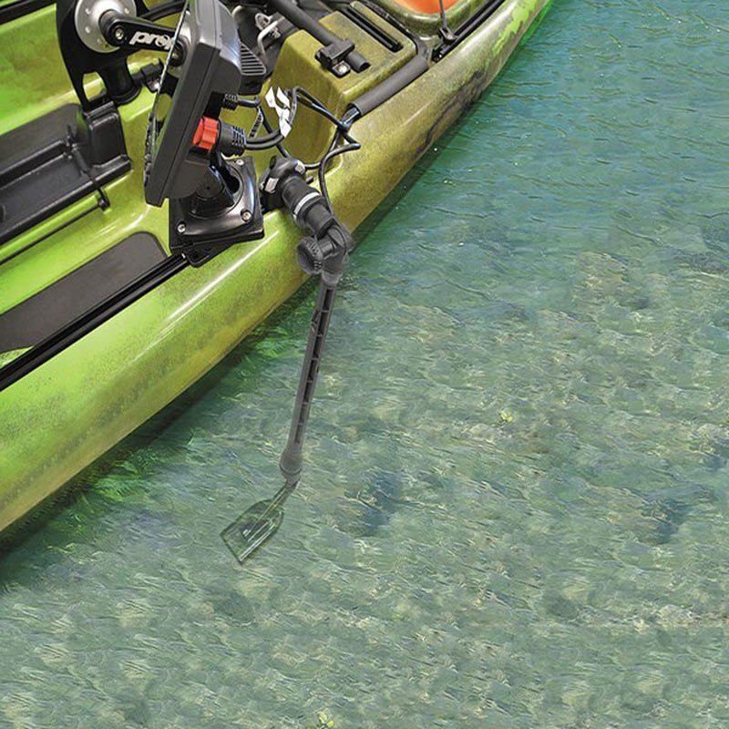 Railblaza kayak or dinghy transducer arm xl ebay for Fish finders for kayaks