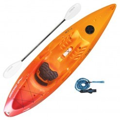 Mission Flow Sit on Top Recreational Surf Kayak