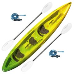 Mission Surge Tandem Sit on Top Surf Kayak