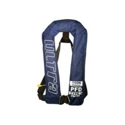 Ultra deluxe inflatable pfd