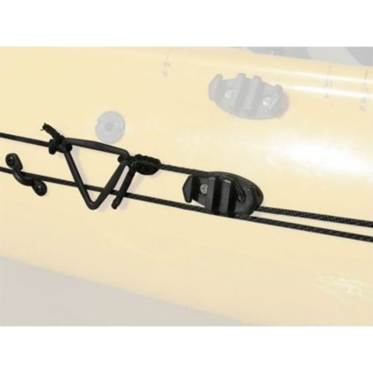 Deluxe anchor trolley kit