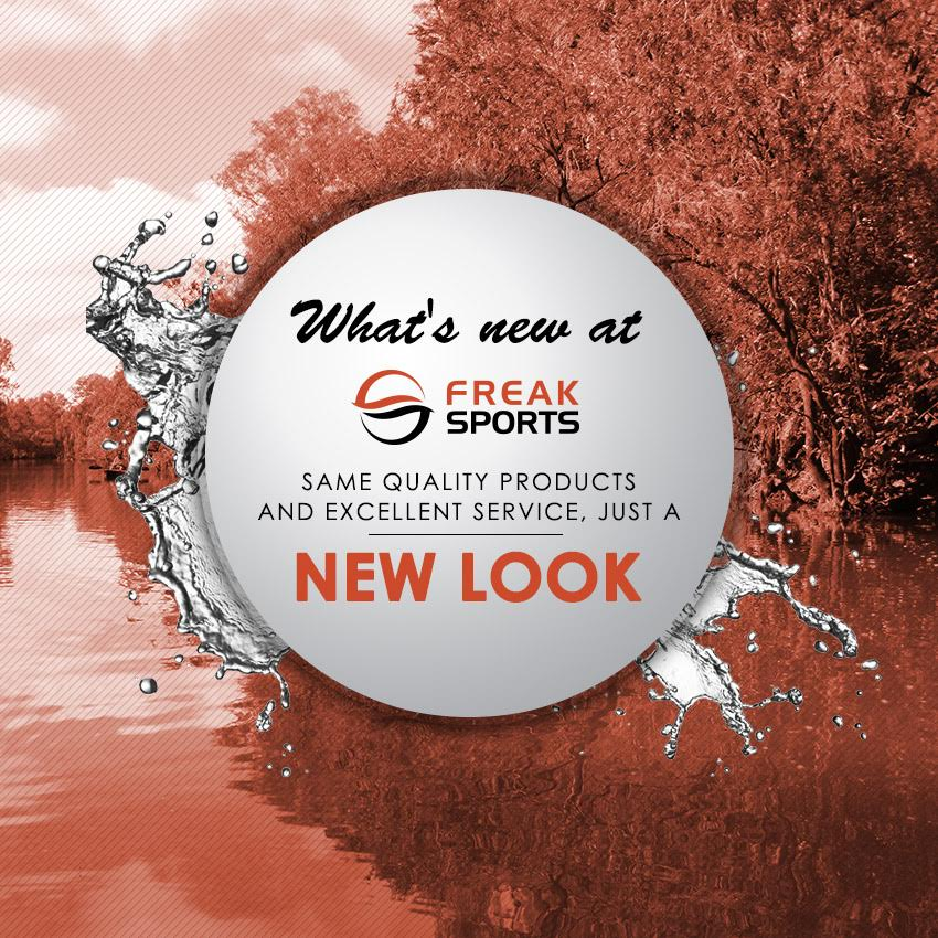 What's new at Freak Sports banner